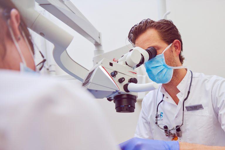 Microscoop Verwijzen MP3 Tandartsen Leica M320 Dental Microscopic